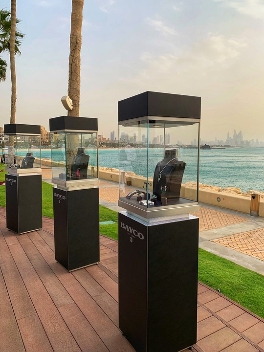 Showcase Hire in Dubai