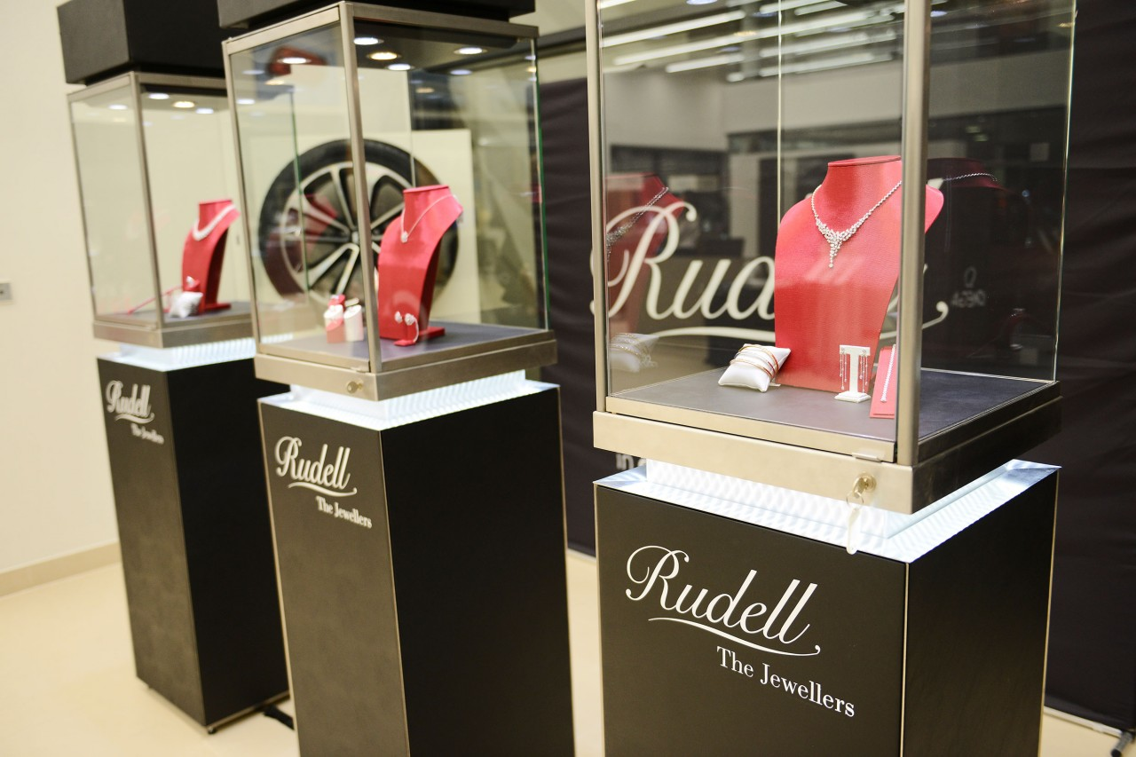 Rudells 2017 Catalogue Launch With Bentley